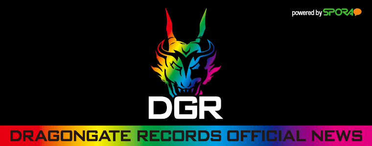 DRAGON GATE RECORDS official NEWS powerd by SPORA